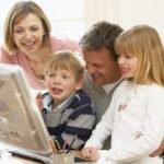 Internet between Parents and Children