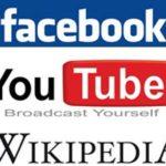 Política y participación en Facebook, YouTube y Wikipedia