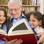 Abuelos, nietos, y películas